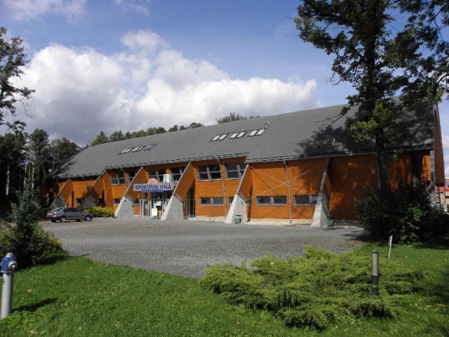 Sportovní hala na Střelnici Svitavy